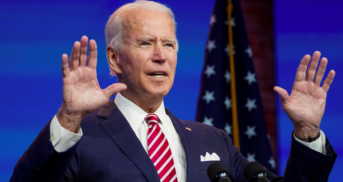 Joe Biden Sticks to Inner Circle When it Comes to White House Roles
