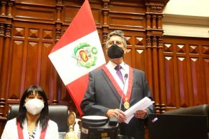 After a Week of Violent Protests, Peru's New President Sworn in