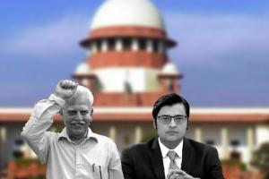 Arnab Goswami and Varavara Rao, Unequal Citizens Before the Law