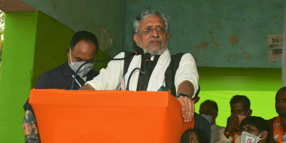 The Alacrity of Sushil Modi's Removal Doesn't Bode Well for BJP in Bihar