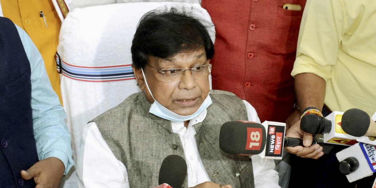 Bihar: Three Days After Swearing in, Minister in New Nitish Govt Quits Over Corruption Charges