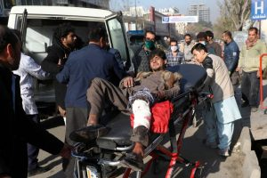Kabul: At Least Eight Civilians Killed as Rockets Hit Afghan Capital