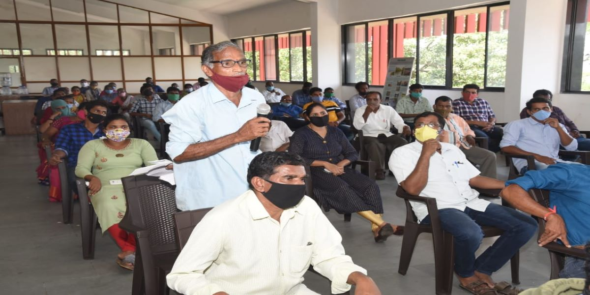 Goa: Melauli Villagers Continue Protest Against IIT Campus Project