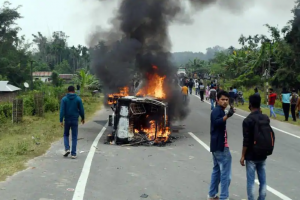Tripura: Indefinite Strike Over Anti-Bru Resettlement Protest 'Temporarily' Called Off