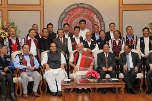 Who Represents Women and Minority Tribes in the Naga Peace Process?