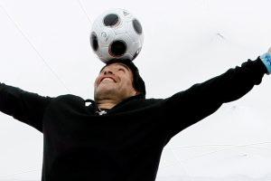 Argentina Soccer Legend Diego Maradona Dies of Heart Attack at 60