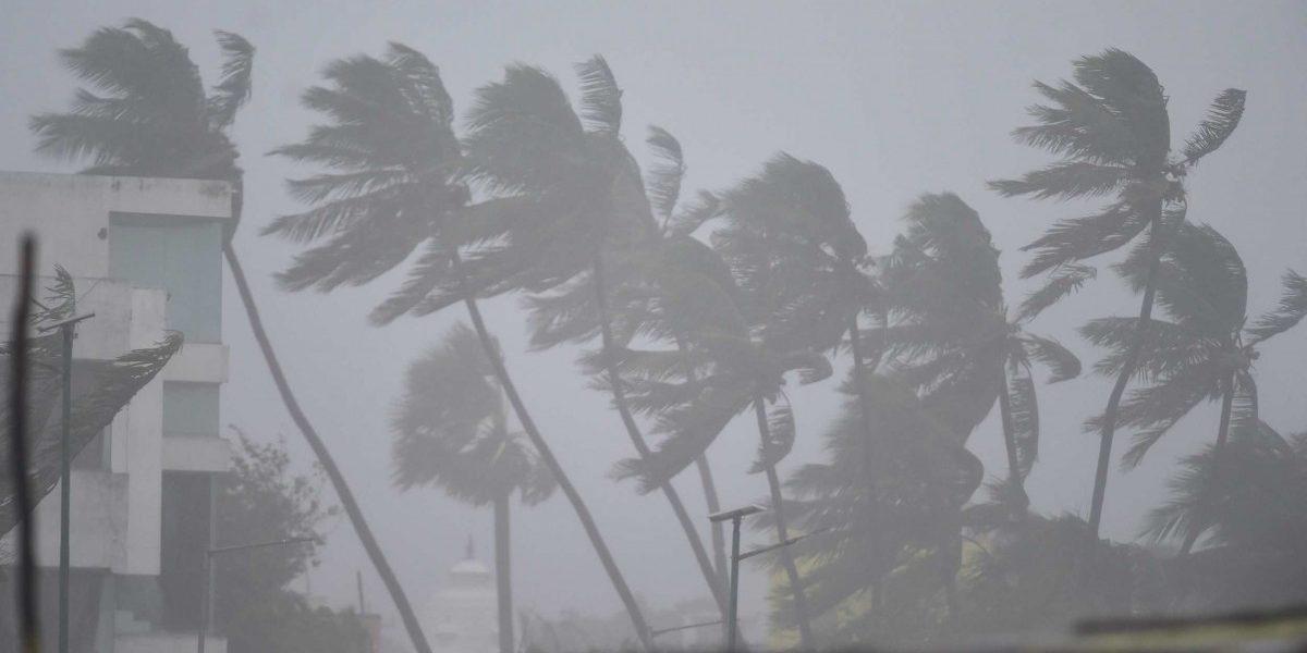 Cyclone Nivar Makes Landfall, Weakens Into 'Severe Cyclonic Storm'