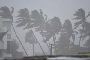 Cyclone Nivar Makes Landfall, Weakens Into 'Severe Cyclonic Storm'