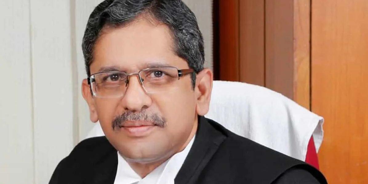 Supreme Court Dismisses Jagan's Complaint Against Justice N.V. Ramana