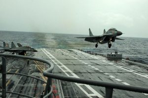 Recent Crash Brings Inherent Technical Problems With MiG-29KUB to the Fore