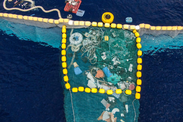 Marine Trash: Existing Ocean Clean-up Tech Is Mostly Useless – The Wire Science