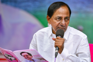 As Hyderabad Civic Poll Campaign Takes on Communal Colour, KCR Feels the Pinch