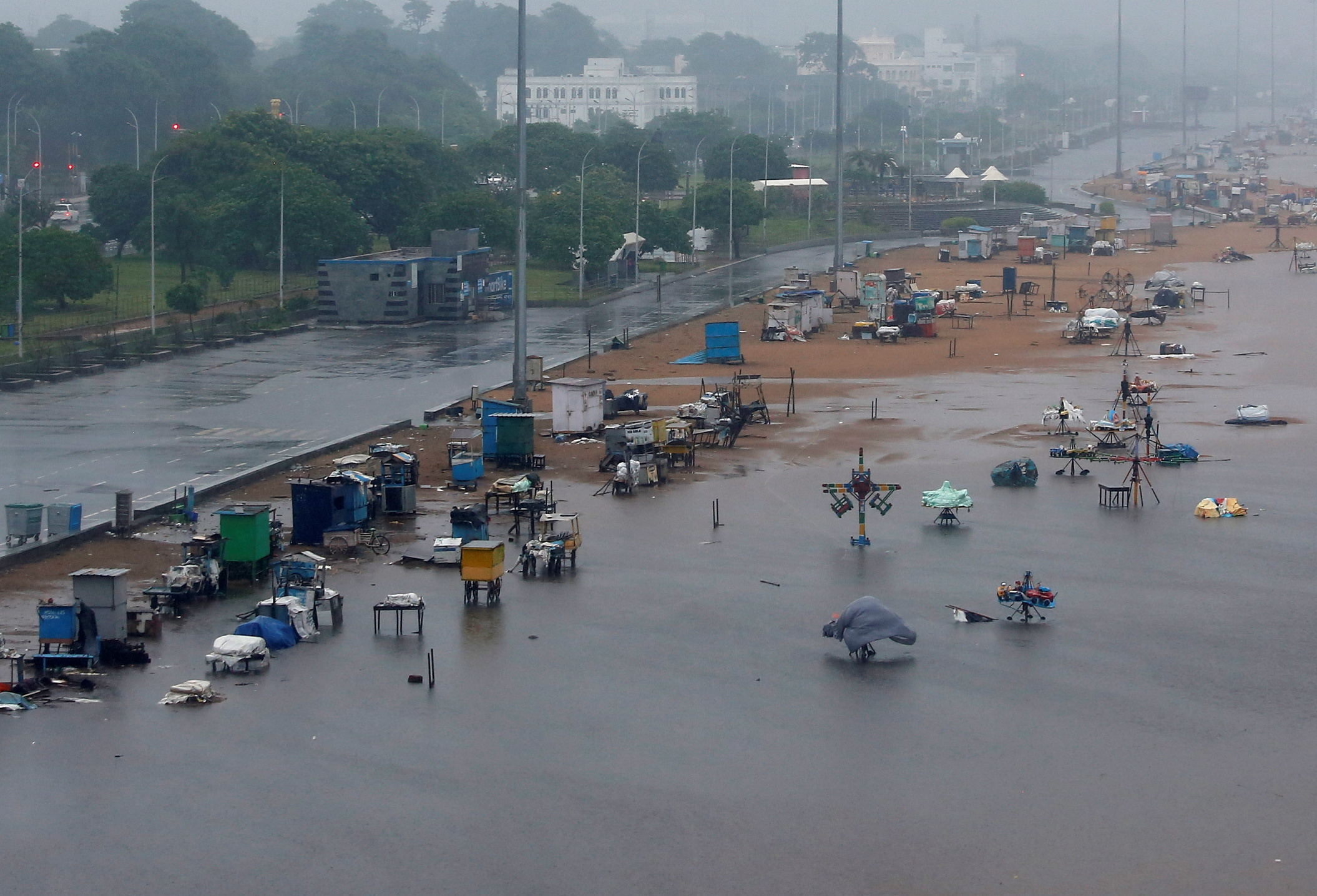 Was Chennai So Well-Prepared – or Did Cyclone Nivar Not Bring as Much Rain? – The Wire Science