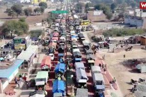 Watch | Ground Report: Centre Backs Down, Delineates Nirankari Grounds as Protest Venue