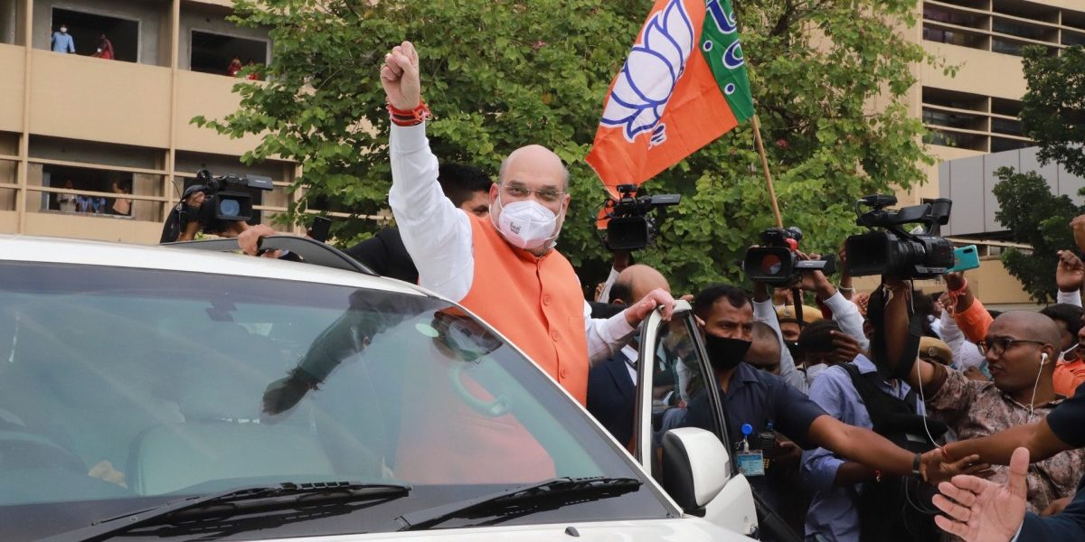 Why the BJP Is Campaigning Aggressively in Hyderabad's Local Body Elections