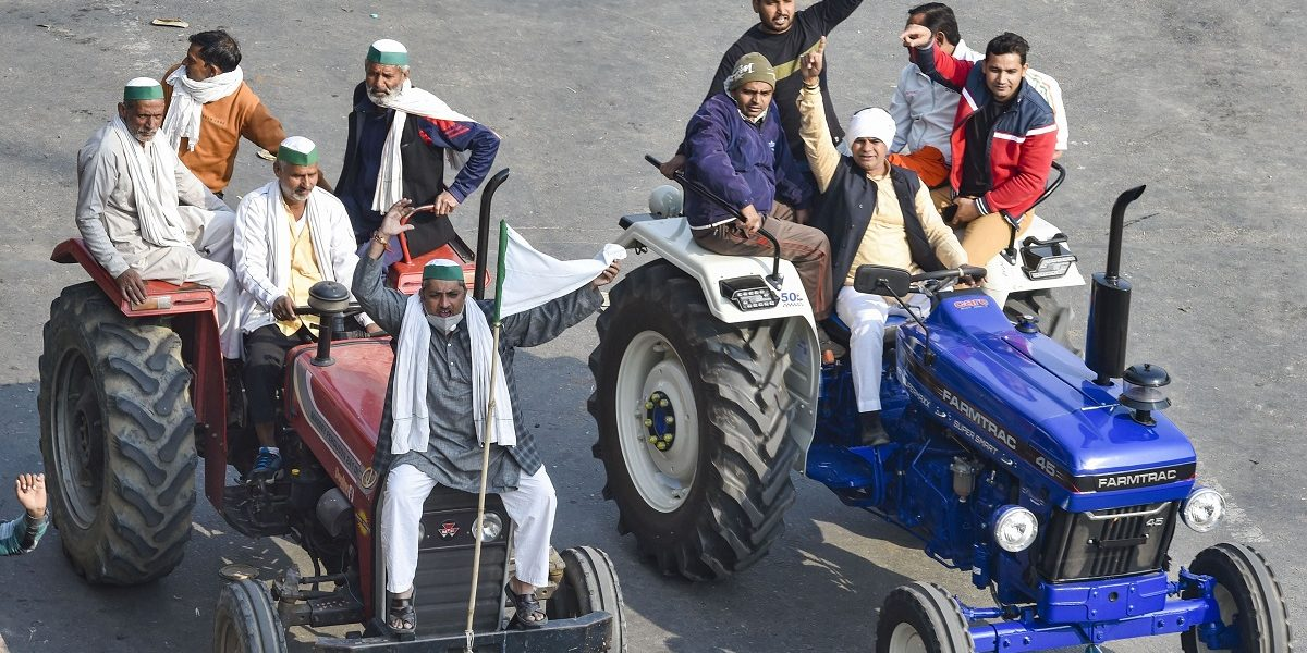 After Bank Seeks Details of Foreign Donations, Farmers' Union Accuses Govt of 'Intimidation'