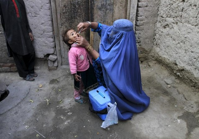 How the COVID-19 Pandemic Led To New Cases of Polio in Afghanistan – The Wire Science