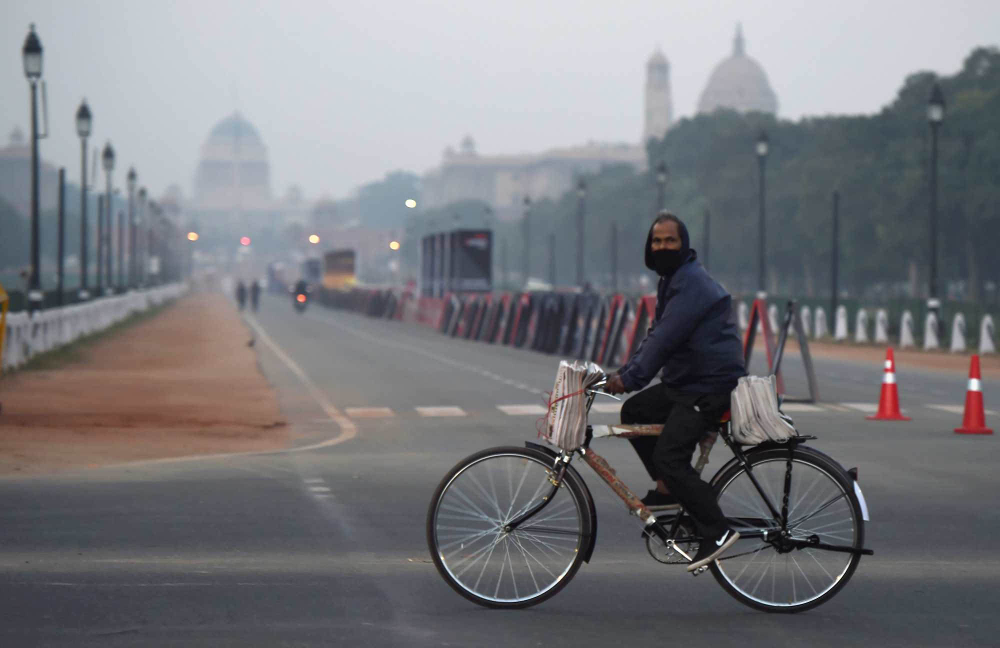 Delhi Witnessed Coldest November in 71 Years: IMD – The Wire Science
