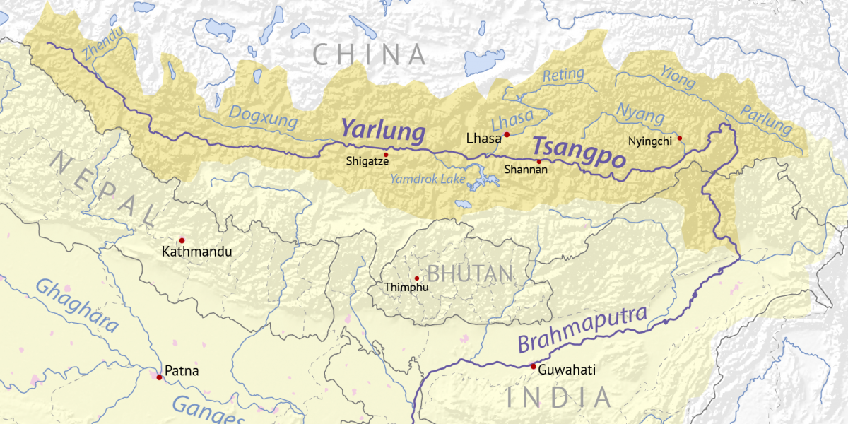 China to 'Consider Interests of Other Countries' Before Finalising Brahmaputra Dam Project