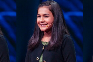 15-Year-Old Indian-American Gitanjali Rao Named First-Ever Time Kid of the Year