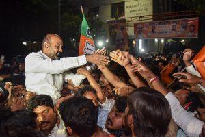 Hyderabad Delivers Split Municipal Poll Verdict, But BJP Makes Major Gains