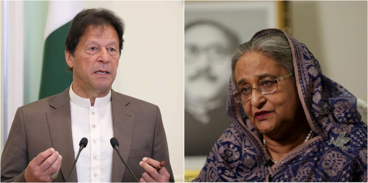 Sheikh Hasina Welcomes Pak Envoy to Residence in Yet Another Sign of Thaw in Frosty Relations