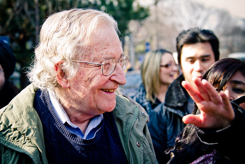 Noam Chomsky and the Left: Allies or Strange Bedfellows?