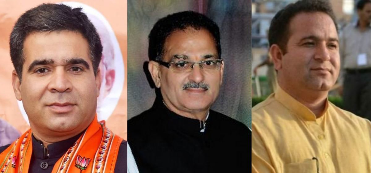 Top BJP Leaders Among 'Illegal Occupants' of Govt Housing in Jammu and Kashmir