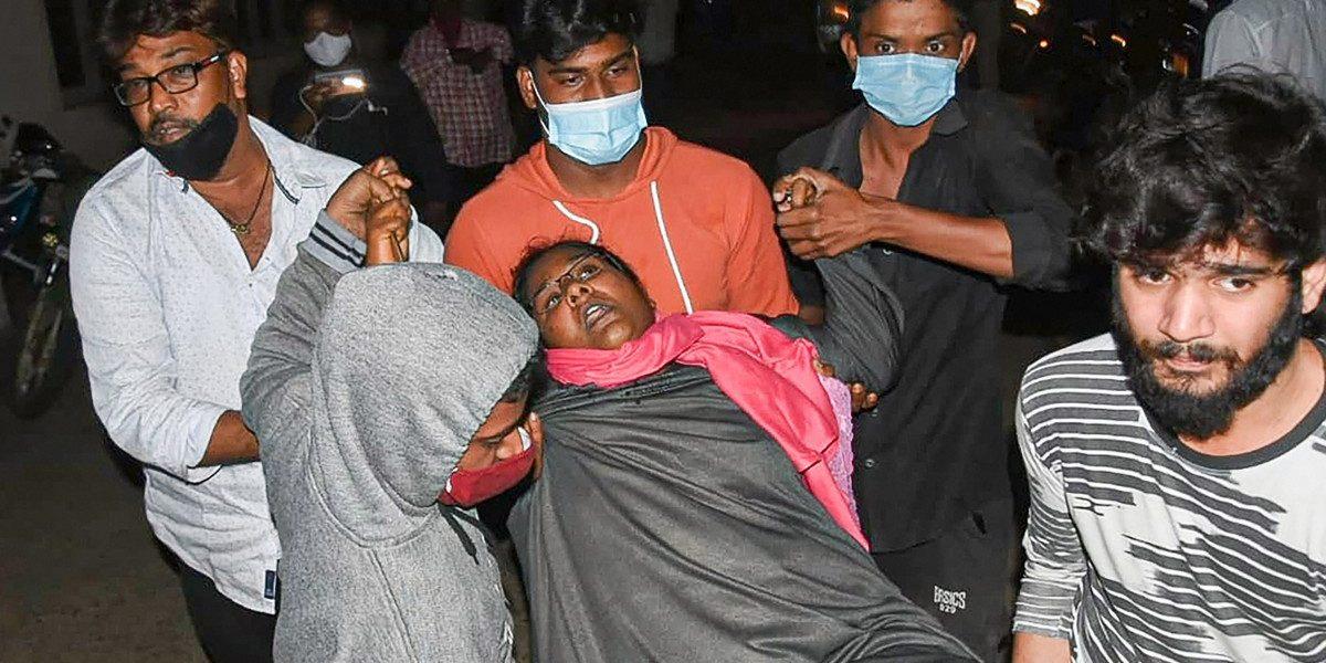 Andhra Pradesh: High Quantities of Lead, Nickel in Blood of Eluru Patients; Pesticide in Water