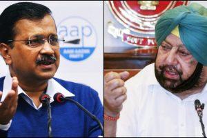 With an Eye on Punjab Polls, Kejriwal and Amarinder Singh Spar Over Farm Laws
