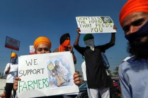 India's Farmers Provide an Object Lesson in Democratic Mass Action