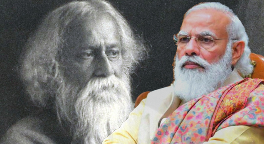 BJP Is Always Uncomfortable With Tagore – PM Modi Quoting His Poems Won't Reverse This