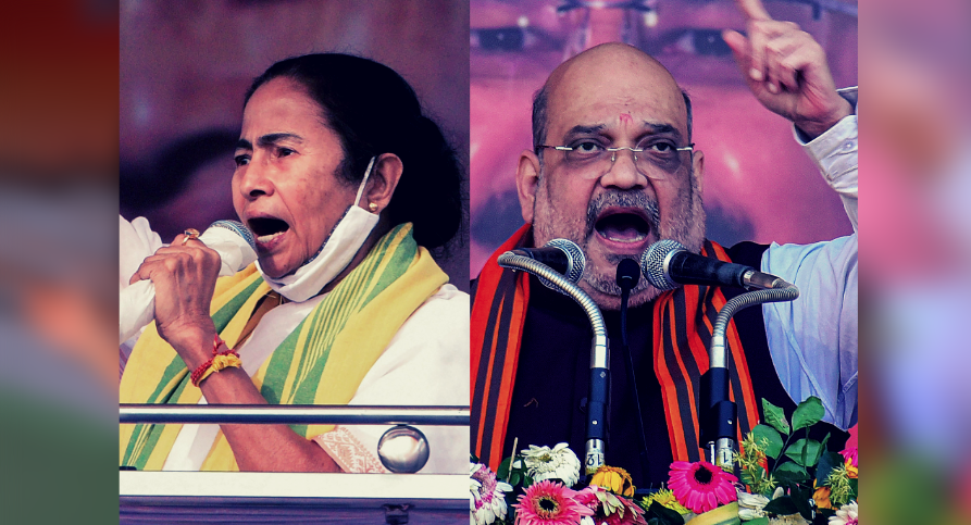 Three IPS Officers Are the Latest Pawns in the Old Proxy War Between BJP and TMC