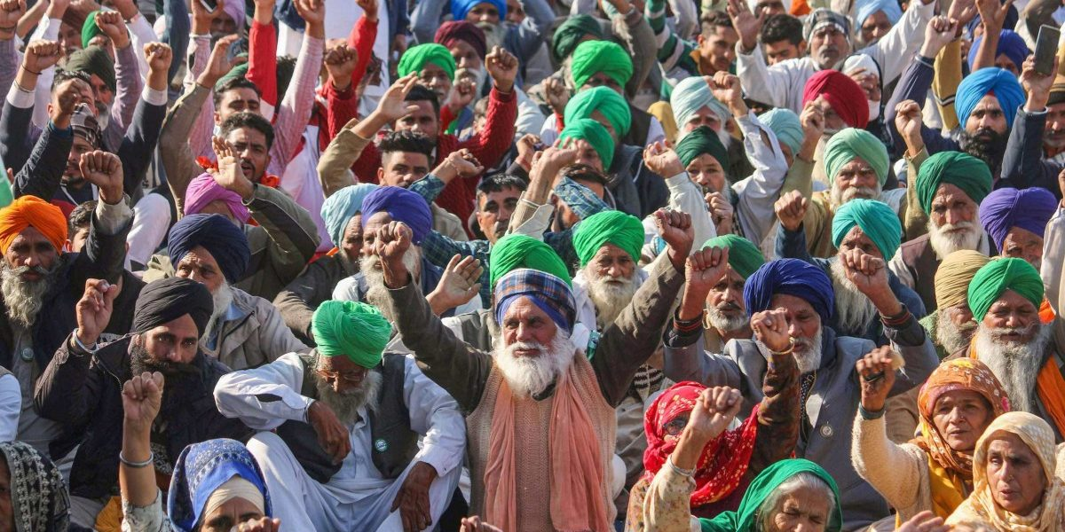 Tikri Border: Another Haryana Farmer Dies By Suicide Near Protest Site