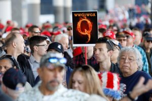 QAnon Followers in the US May Become More Violent, FBI Warns