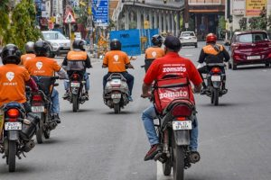 A Pandemic of Discontent: The Growing Woes of India's Food Delivery Workers