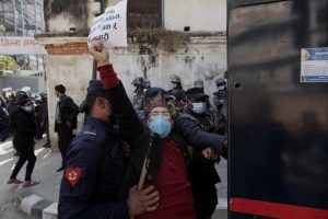 Nepal's Constitution Is in Danger as Oli Moves Closer to Authoritarianism