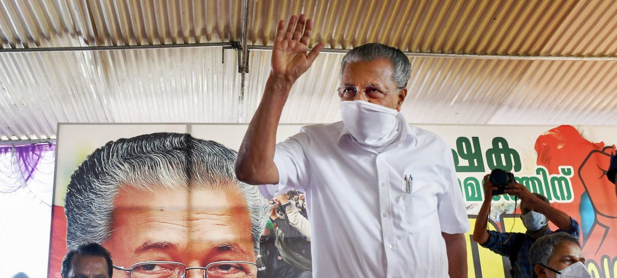 Kerala CM Condemns Harassment of Nuns by Bajrang Dal Members in UP's Jhansi