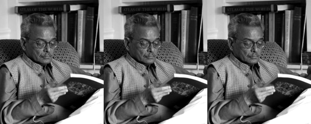 Farewell Shamsur Rahman Faruqi: The Sun That Set in the Earth