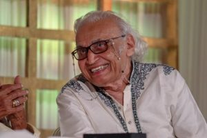 Sunil Kothari: Dance Scholar, Wandering Gypsy, who was Animated by Faith in the Arts and Humanity
