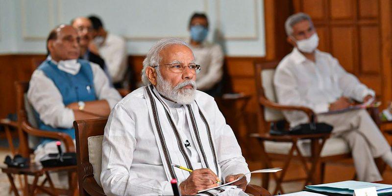 Boris Johnson Officially Invites PM Narendra Modi to UK for G7 Summit in June