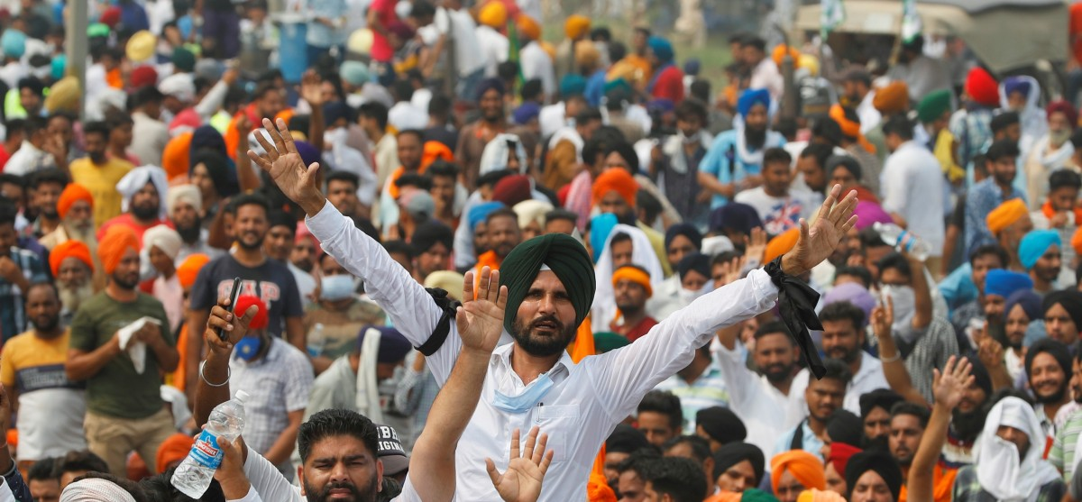 Four Factors That Make the Farmers' Agitation Unlike Any Other