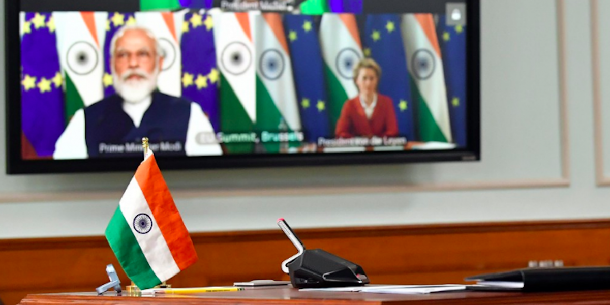 Virtual Meets, a China Problem, Domestic Issues: 2020's Highlight Reel for Indian Diplomacy