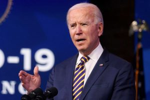 Facing Huge Influx of Migrants at Mexico Border, Biden Stands by Immigration Policy