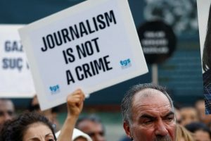 Which Country Has the Unenviable Title of the World's Worst Jailer of Journalists?