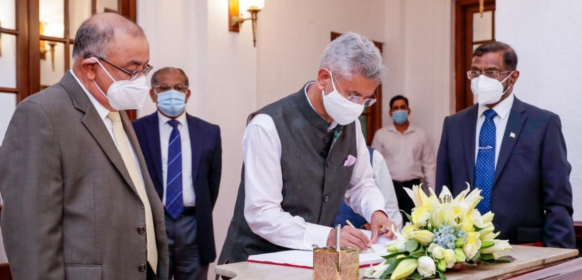 Meeting Expectations of Tamils Is in Sri Lanka's Interests: Jaishankar in Colombo