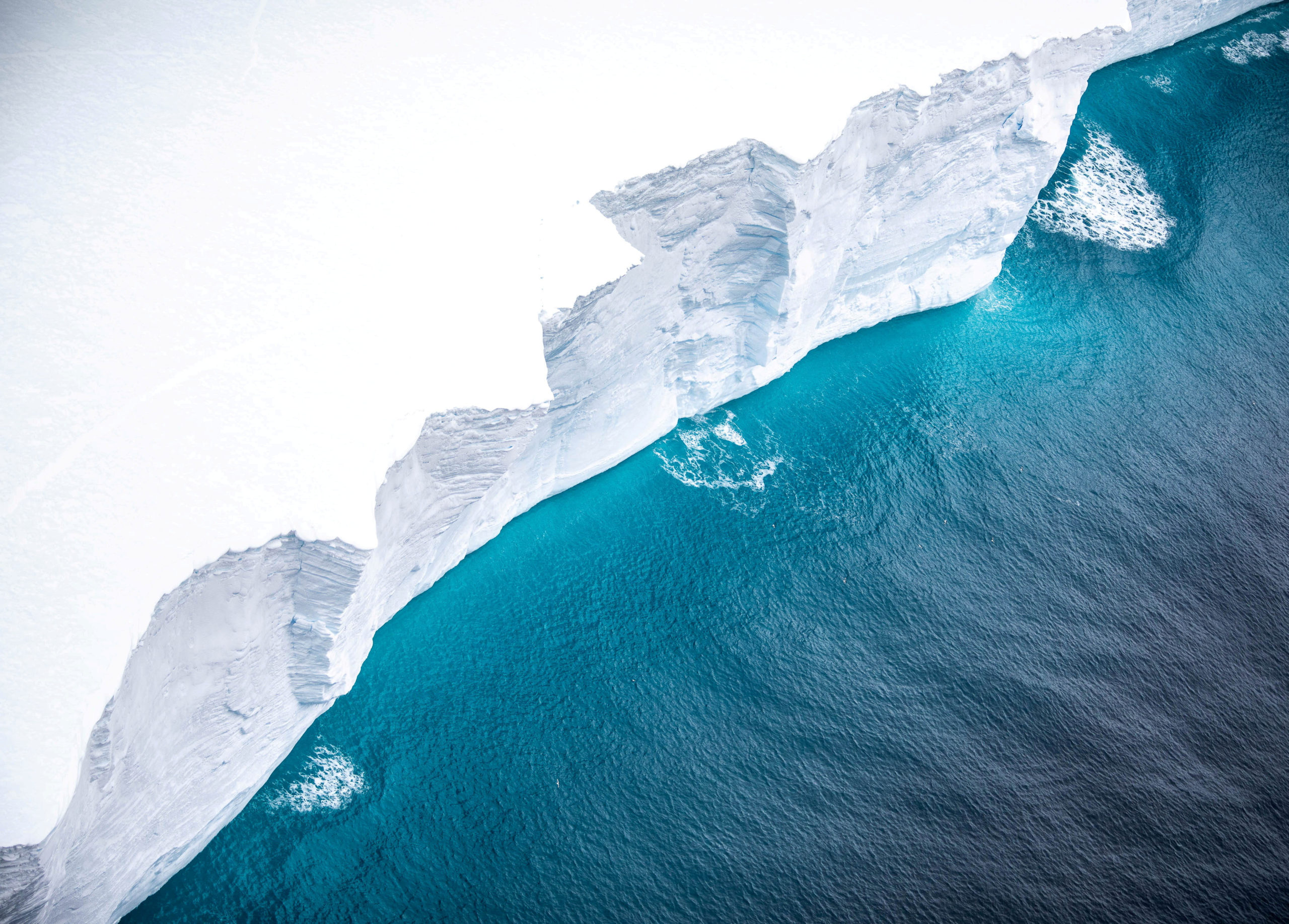 Of COVID-19 and Climate Change, One Is the Tip and the Other Is the Iceberg