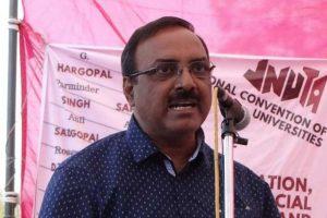 'Political Vendetta' Alleged in Suspension of Visva-Bharati Professor