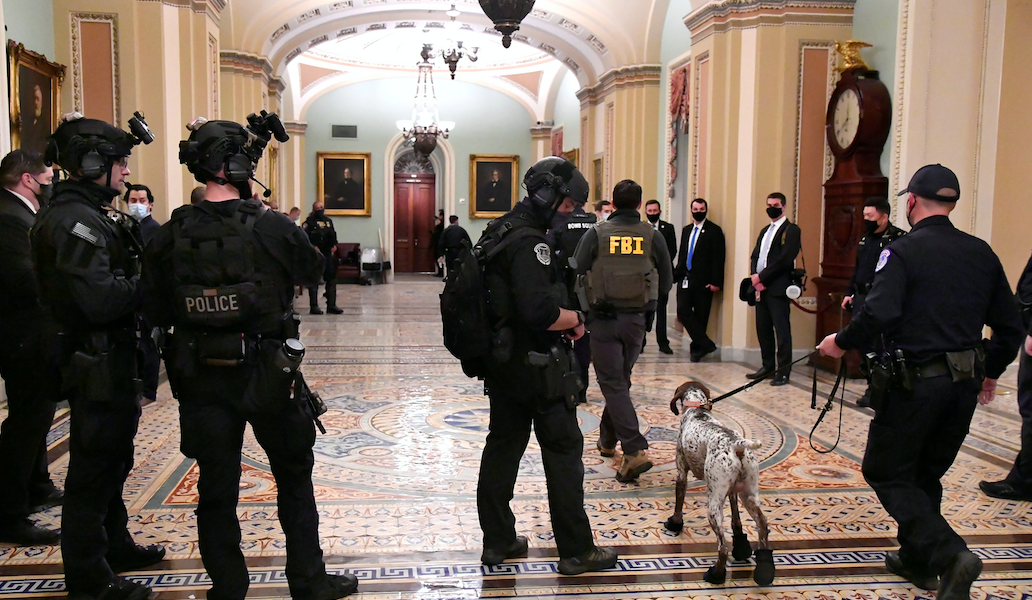 Naples man arrested during D.C. riots at the Capitol