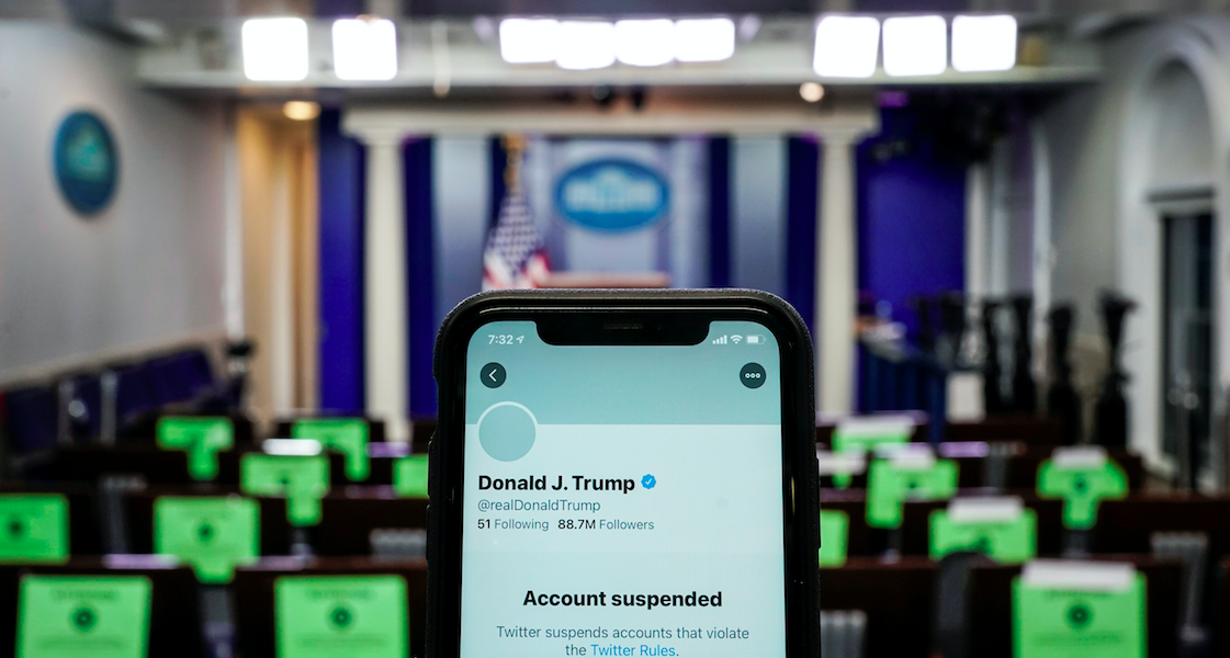 Twitter Suspends Tens of Thousands of Accounts Dedicated to Sharing QAnon Content